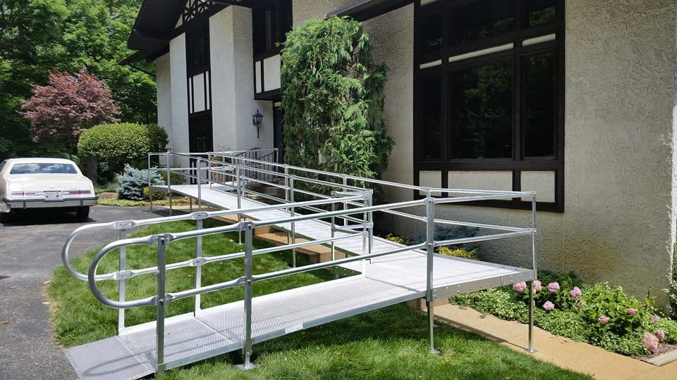 Residential Wheelchair Ramp Macomb County